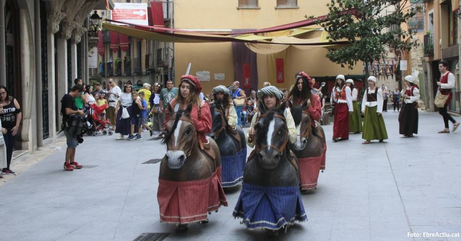 La XXII Festa del Renaixement acaba amb una valoració molt positiva