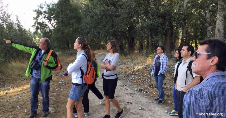La Ribera d'Ebre invertirà més d´un milió d´euros al voltant del GR-99 gràcies a un ajut FEDER