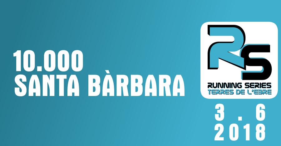 10K Santa Bàrbara