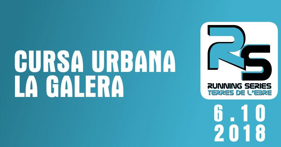 Cursa urbana La Galera