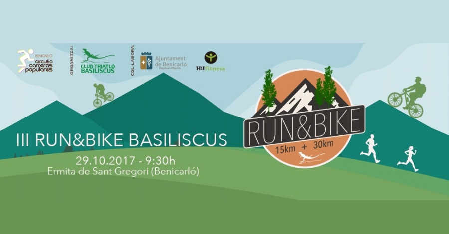 III Run & Bike Basiliscus Benicarló