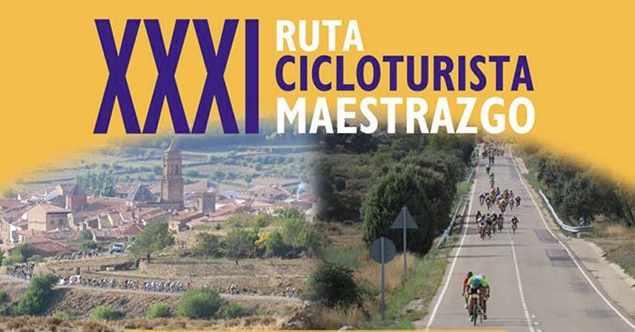 XXXI Ruta cicloturista Maestrazgo