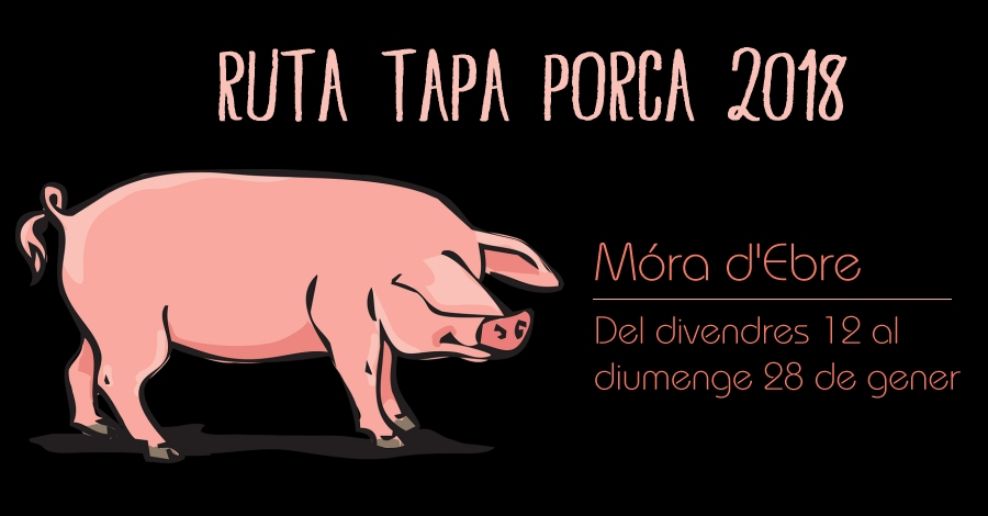 Ruta Tapa Porca 2018