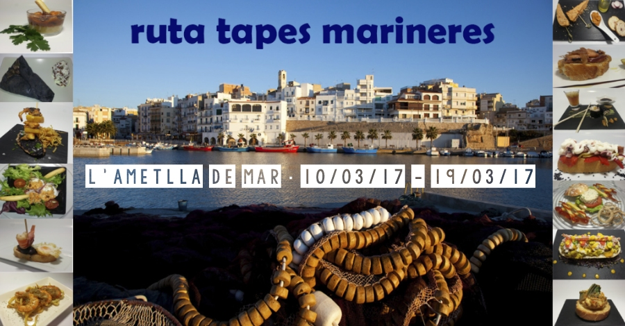 Ruta de Tapes Marineres