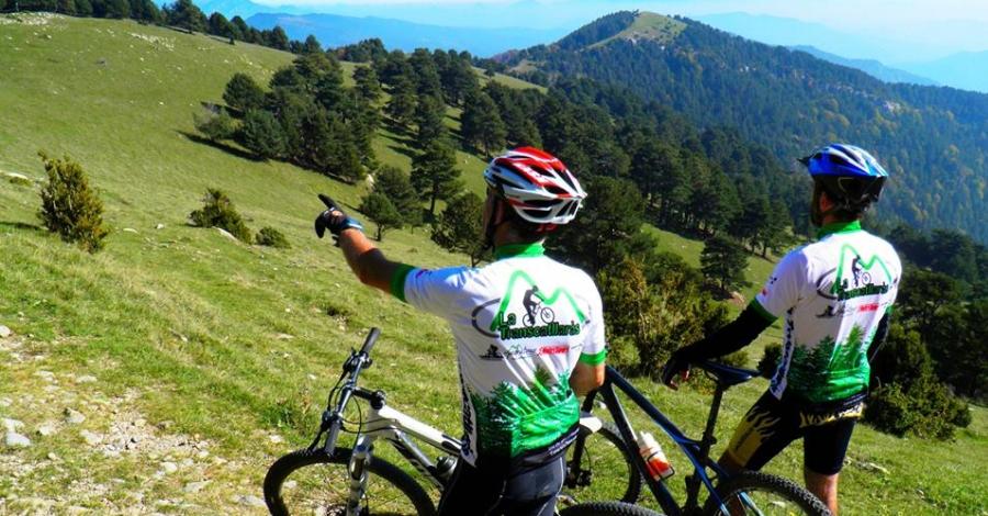 Viu La Transcatllaràs, una ruta en bicicleta de muntanya a l´Alt Berguedà