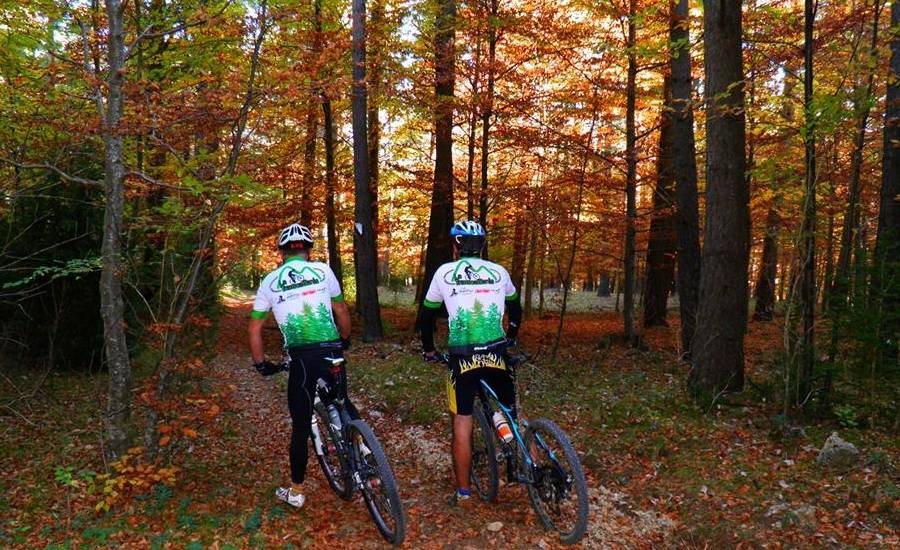 Viu La Transcatllaràs, una ruta en bicicleta de muntanya a l