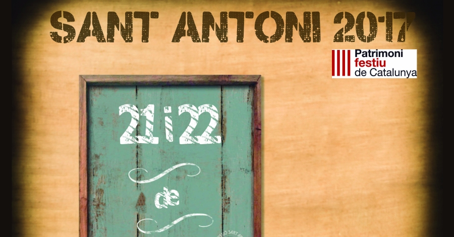 Sant Antoni 2017 - Alcanar
