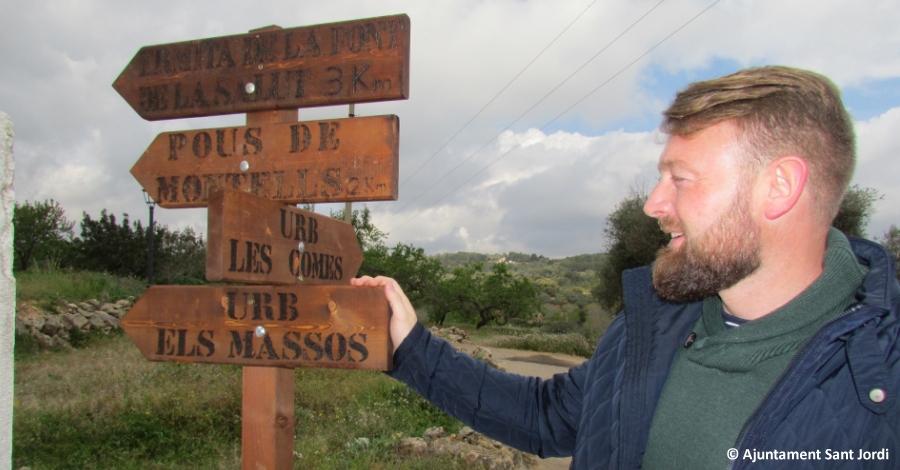 L´Ajuntament de Sant Jordi posa en valor els seus recursos turístics