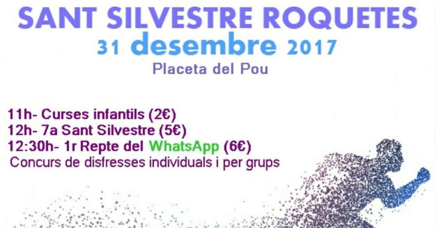 7a Sant Silvestre Roquetes
