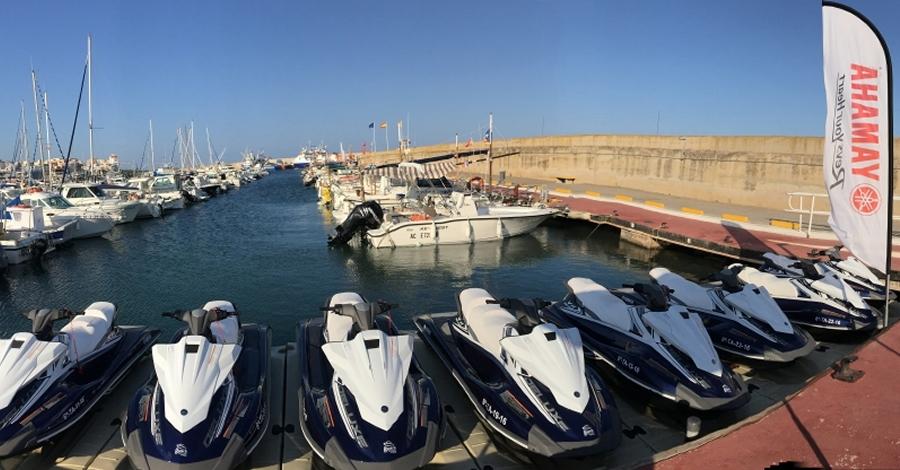 Excursions amb motos aquàtiques amb Seawave