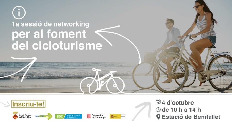 Baix Ebre Avant organitza una primera sessió de networking per al foment del cicloturisme