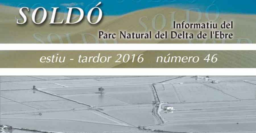 Nova edició del «Soldó» estiu-tardor 2016