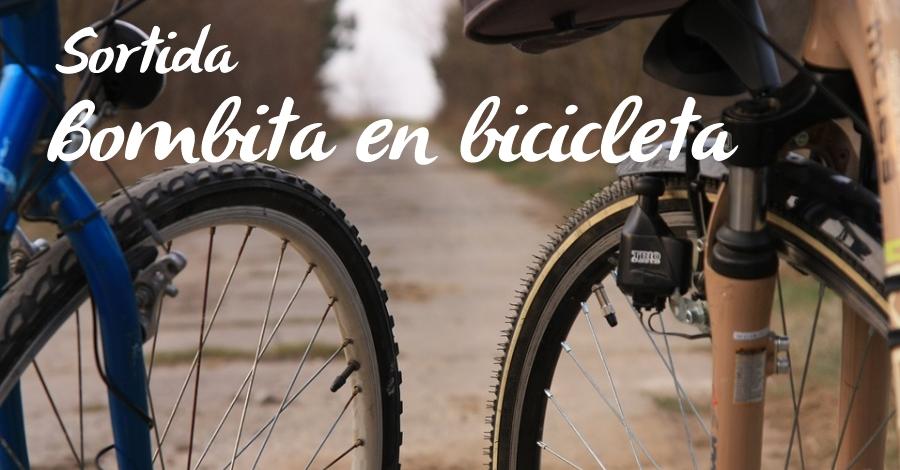 Salida: Bombita en bicicleta