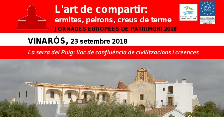 La Serra del Puig: lloc de confluència de civilitzacions i creences