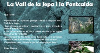 La Vall de la Jepa i la Fontcalda