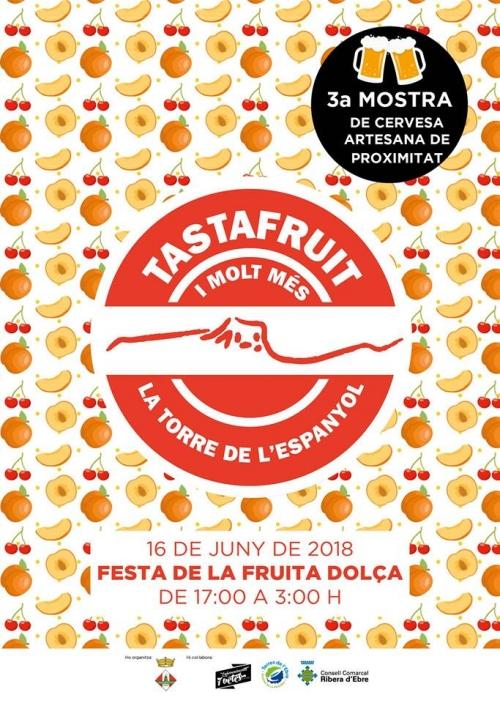3a edició Tastafruit. Festa de la fruita dolça