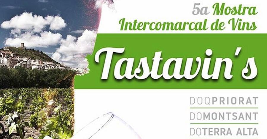5a Mostra Intercomarcal de vins Tastavin's