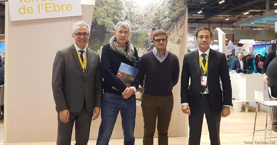 terres Catalunya presenta les novetats de la segona edició a Fitur