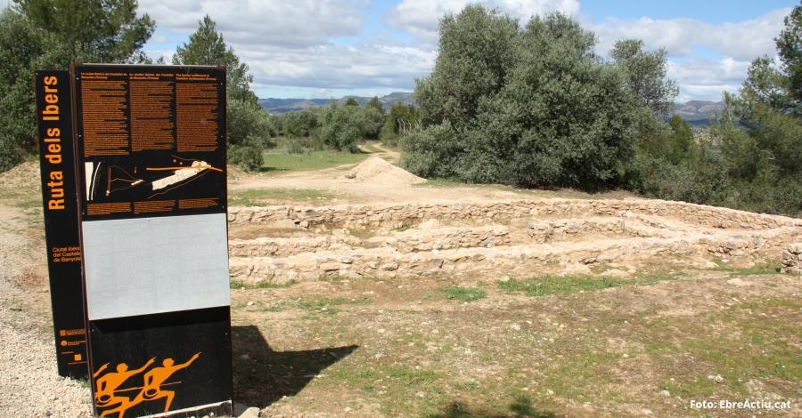 Tivissa obrirà un Centre de Divulgació de la ciutat Íbera del Castellet de Banyoles