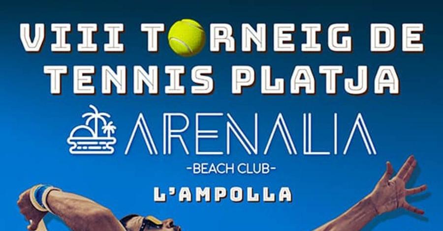 VIII Torneig Tennis Platja Arenalia