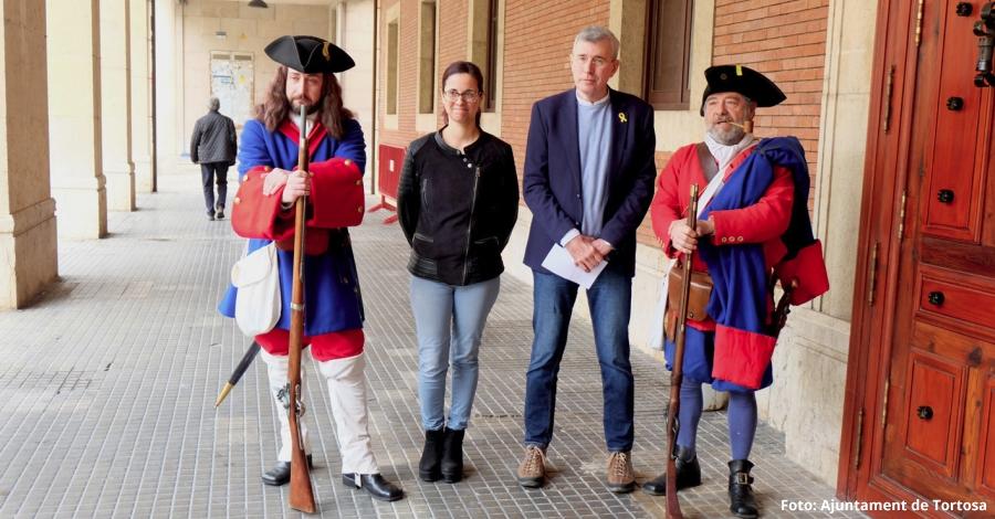 """Tornen les representacions del """"Setge de Tortosa"""" amb batalles a les Avançades i al riu Ebre"""
