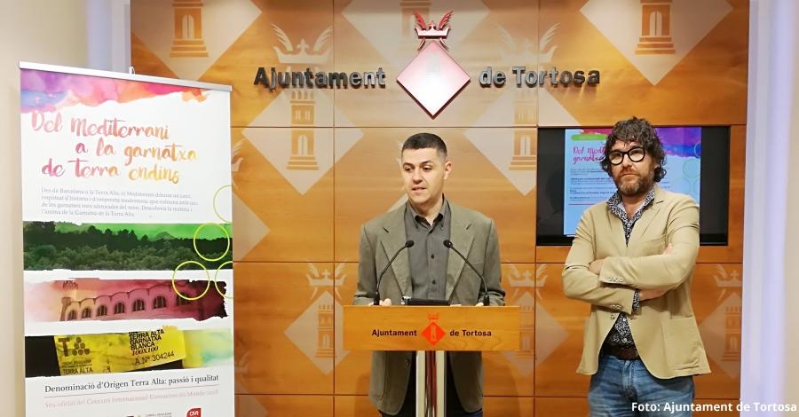 Tortosa acollirà el darrer acte de promoció del Concurs Internacional Grenaches du Monde