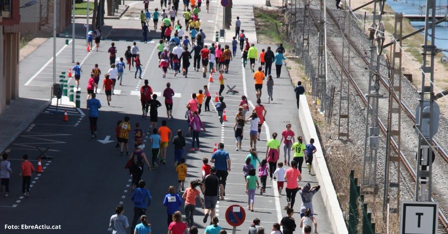 L'1 de maig arriba la XIX Cursa Popular i XV Caminada Ciutat de Tortosa