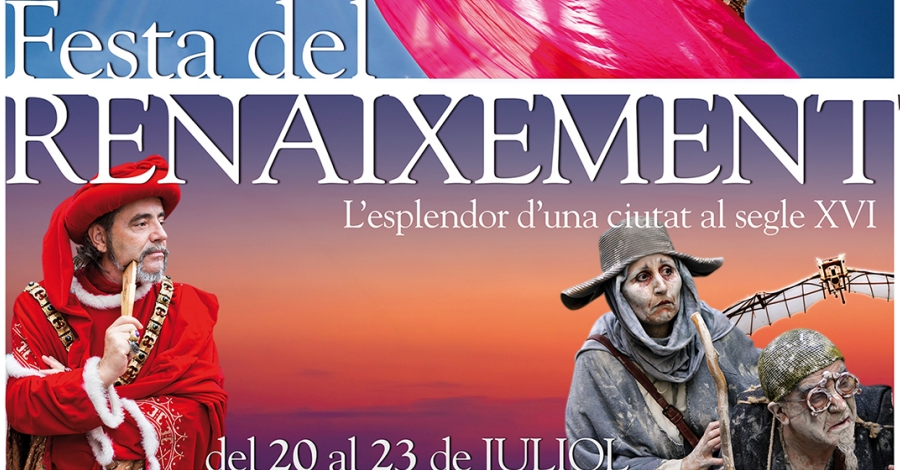 Tortosa presenta la programació de la XXII Festa del Renaixement