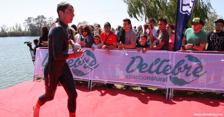 Deltebre es mobilitza per acollir els més de 1.050 atletes que participaran en la Triatló
