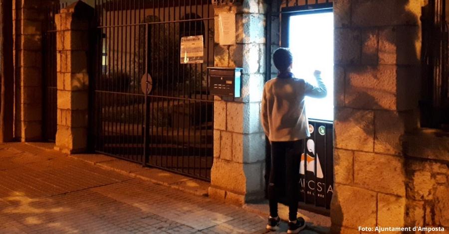 L'Oficina de Turisme d'Amposta estrena un tòtem interactiu | EbreActiu.cat, revista digital per a la gent activa