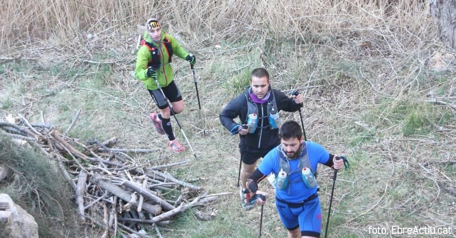 Xerta acollirà 7a UT Les Fonts, la «cursa de curses» per muntanya de l´Ebre
