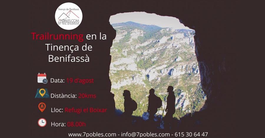 Trailrunning a la Tinença de Benifassà