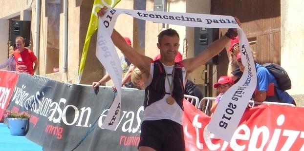 3a Trencacims de Paüls, 3 en 1: ultramarató, mitja marató i marxa