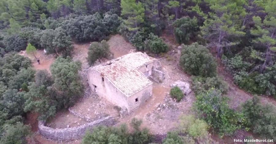 Tret de sortida al projecte de rehabilitació i projecció turística del Mas de Burot