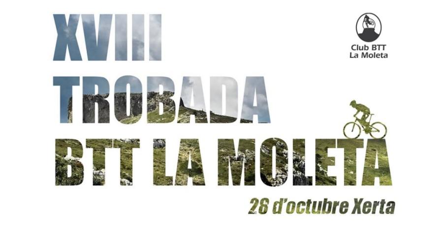 XVIII Trobada BTT La Moleta