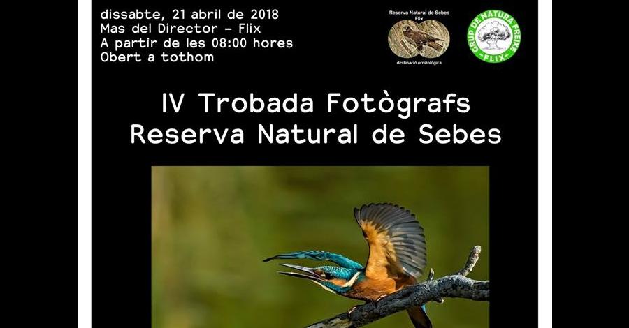 IV Trobada de Fotògrafs Reserva Natural de Sebes