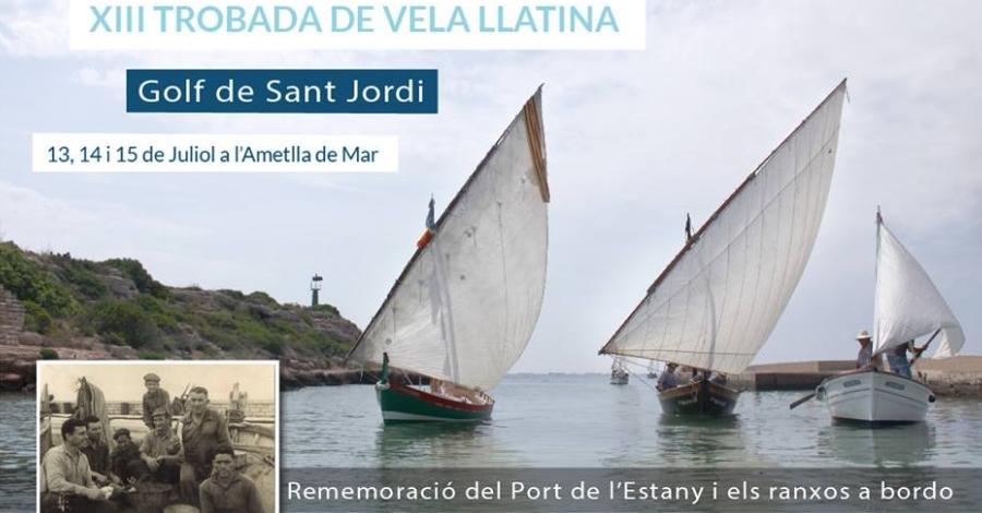 XIII Trobada de Vela Llatina