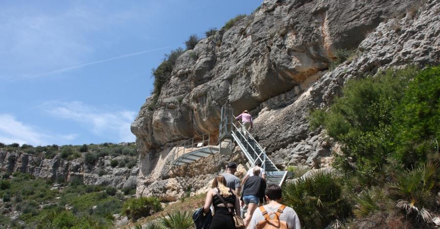 Ulldecona es consolida com a destí de turisme cultural durant les vacances de Setmana Santa