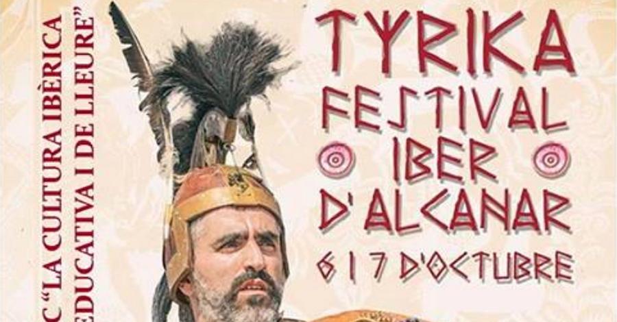 Tyrika, Festival Iber d'Alcanar