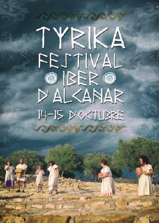Alcanar viatja als orígens de la seua història a través del Festival Iber Tyrika | EbreActiu.cat, revista digital per a la gent activa | Terres de l