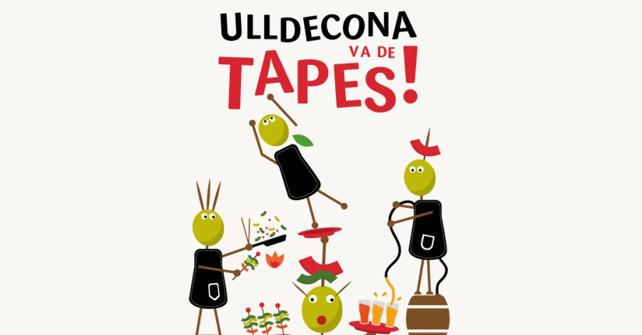 Ulldecona va de tapes!