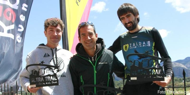 Joan Salamaña guanya l'ultra Estels del Sud 2016, neutralitzada pel vent