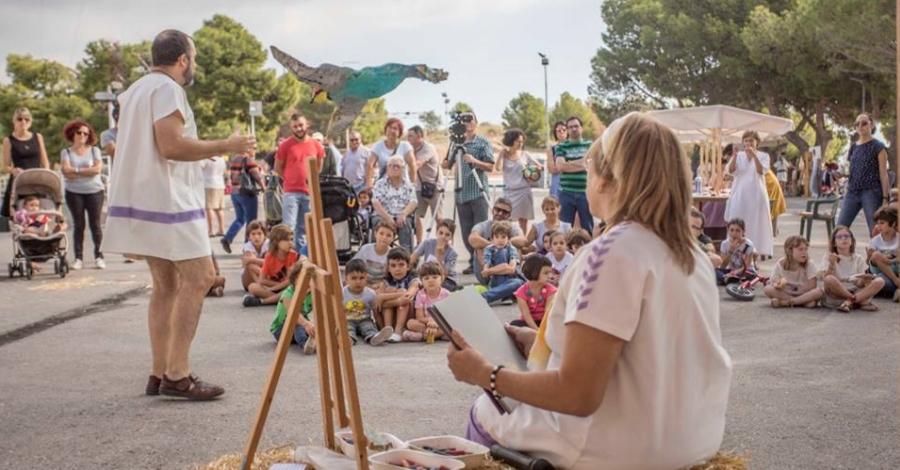 Tyrika, en la seua segona edició, incrementa el nombre d'activitats, de persones implicades i de visitants | EbreActiu.cat, revista digital per a la gent activa | Terres de l