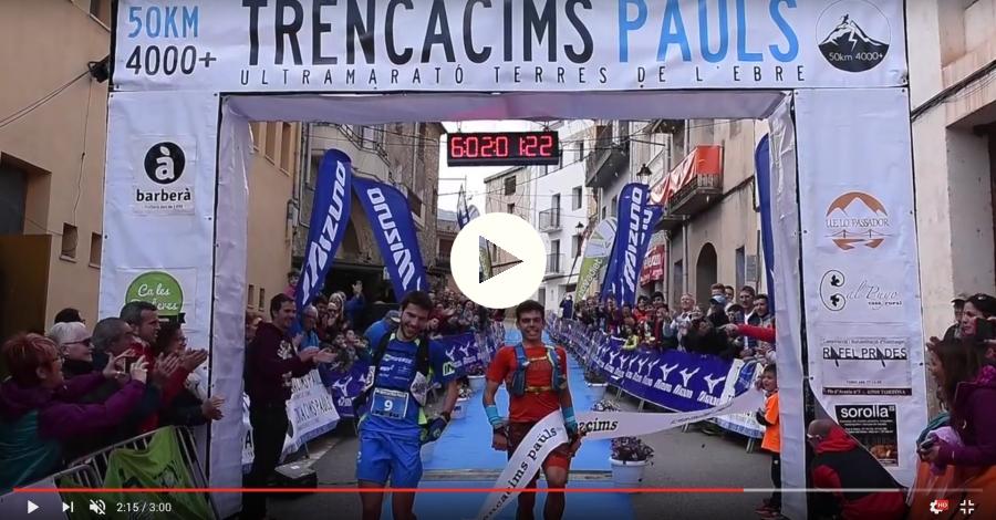 Video 5è TrencaCims Paüls (1 i 2 abril 2017)