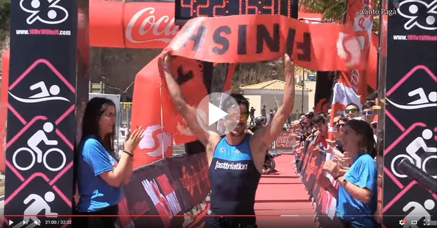Video del triatló 100x100 Half de l'Ametlla de Mar (7/5/2017)