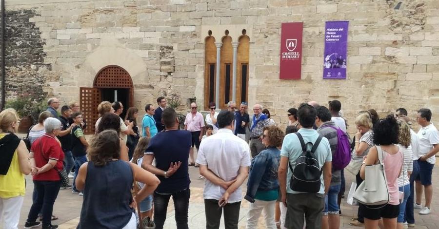 Falset inaugura el Castell de Falset - Museu Comarcal | EbreActiu.cat, revista digital per a la gent activa | Terres de l