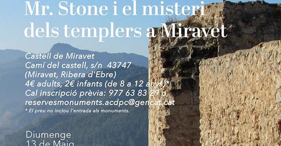Visita familiar al Castell de  Miravet