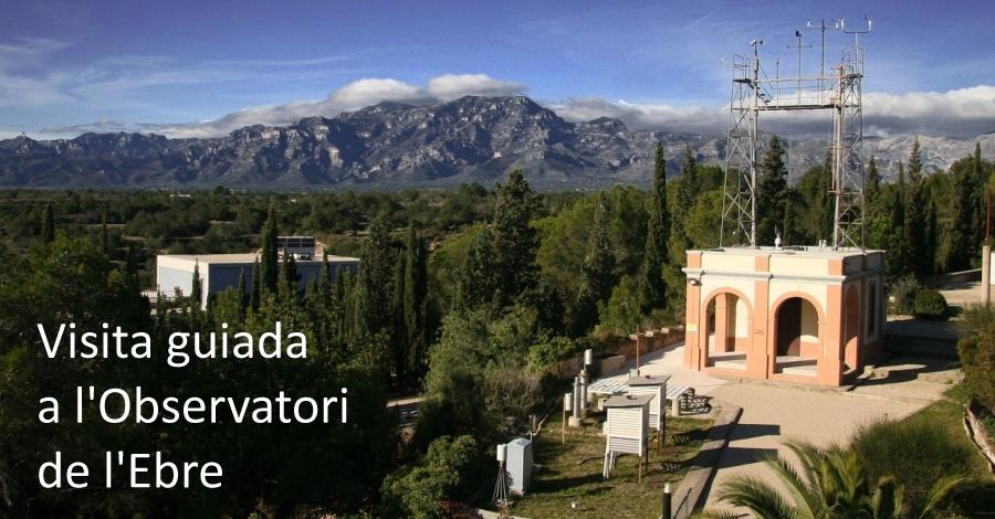 Visita Guiada a l'Observatori de l'Ebre