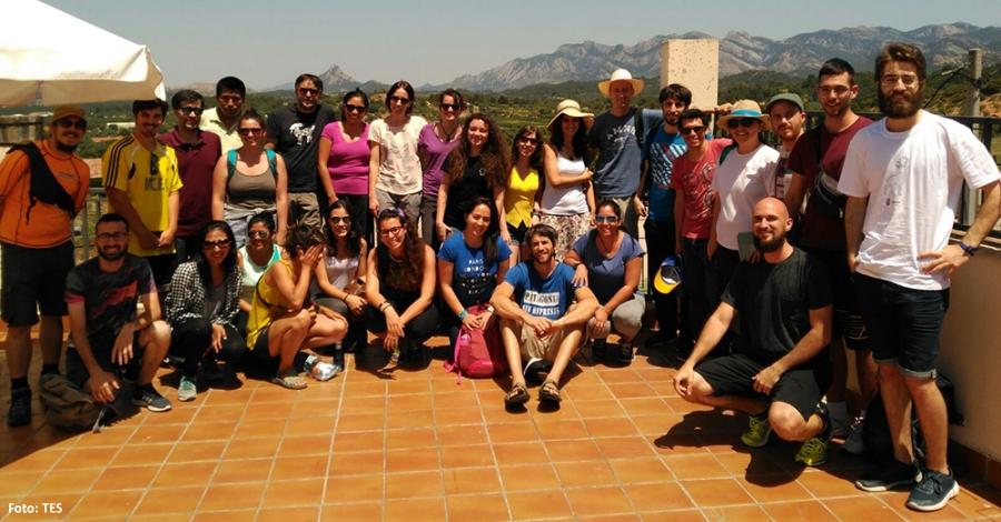 Estudiants del Màster en Espais Protegits tornen a visitar enguany els Parcs Naturals dels Ports i del Delta de l´Ebre