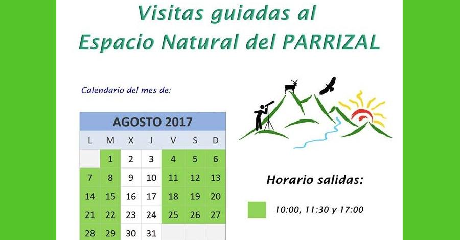Visites guiades a l'espai natural del Parrissal – agost 2017
